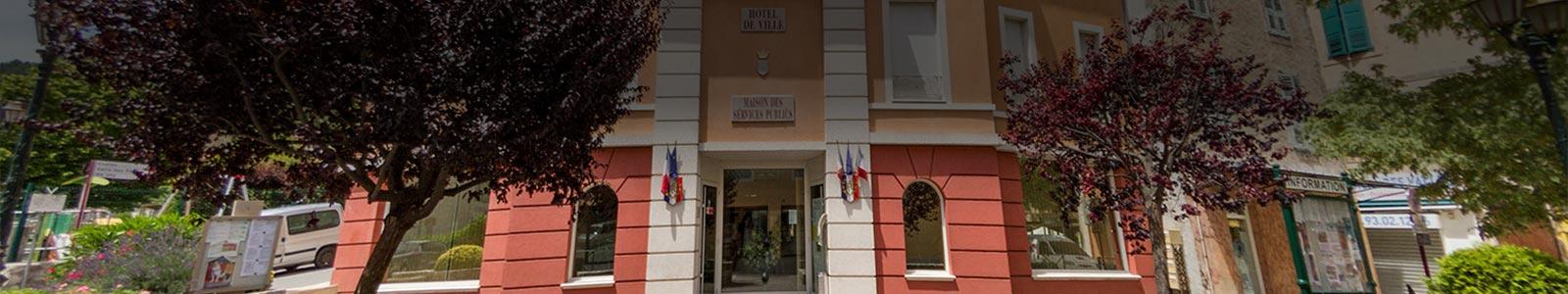 Mairie Puget Théniers
