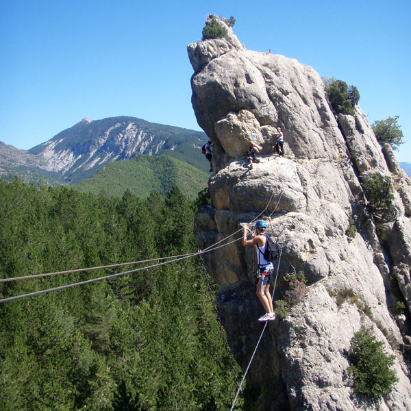 Via Ferrata Puget